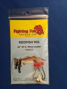 Details about saltwater fishing harnesses, bulk lot  red fish, live bait  rigs, wholesale