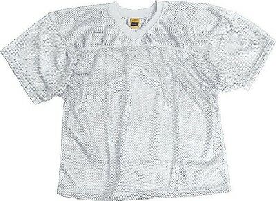 New ProMark Football Lacrosse Adult Waist Length Poly Mesh Practice Jersey ROYAL