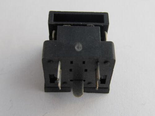 dj-009-4p mini din casquillo 4pol para printmontage-se12//1240 10 unidades