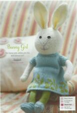 Bunny Rabbit Comforter 33 cms Baby Toy Great for charity KNITTING PATTERN