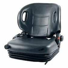 FULL SUSPENSION TOYOTA  FORKLIFT SEAT MOLDED LIFT TRUCK WITH SEAT BELT, SWITCH