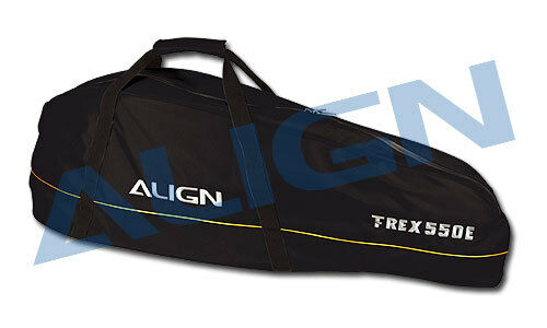 T-Rex 550e Sac de Transport (Noir)