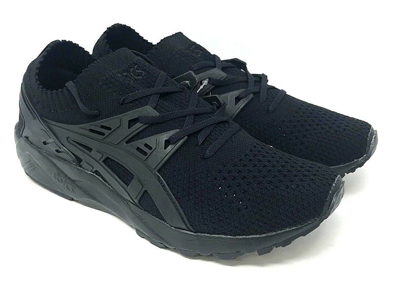 232179670a Asics Gel-Kayano Trainer Knit SIZE 8.5 Black Black ntqwro6302 ...
