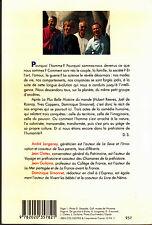 La plus belle histoire de l'Homme par A. Langaney, J. Clottes, J. Guillaume 1998