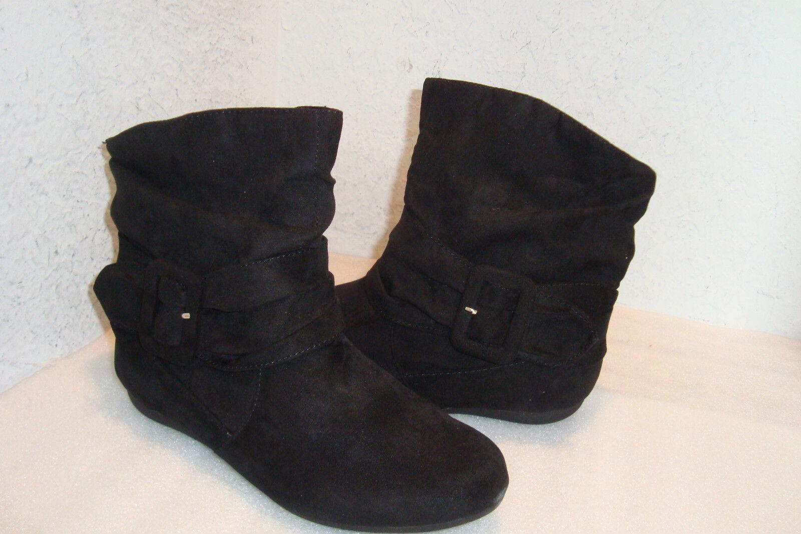 Rampage nuevo para mujer Brasil Negro botas Hasta el Tobillo Tobillo Tobillo Zapatos 6.5 medio  Las ventas en línea ahorran un 70%.