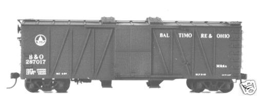 Tichy Train Group paquete de seis Escala HO USRA cemento Kit de coche NUEVO