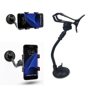 360-Rotation-Car-Windshield-Mount-Holder-For-iPhone-Samsung-HTC-LG-Sony-Phones