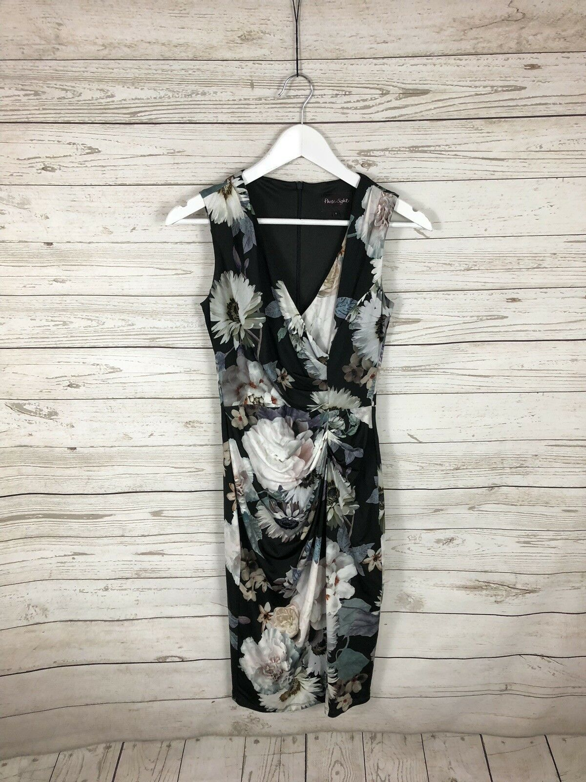 PHASE EIGHT Dress - Size UK8 - Floral - Great Condition - Women's