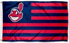 Cleveland Indians Nation Flag 3x5 Banner