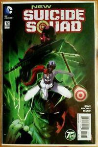 Suicide-Squad-12-75th-Harley-Quinn-Variant-DC-Comic-1st-Print-2015-unread-NM