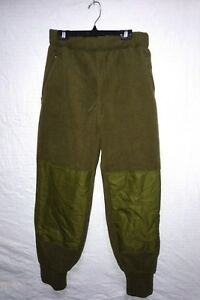 CANADIAN-ARMY-FLEECE-PANTS-Size-73-38-WINTER-EXTREME-COLD