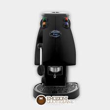 MACCHINA CAFFE SISTEMA CIALDE IN CARTA ESE 44MM DIESSE FROG COLORE NERA