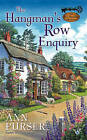 The Hangman's Row Enquiry by Ann Purser (Paperback, 2010)
