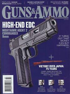 Guns & Ammo  July 2020  High End EDC