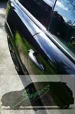 MINI Gen 2, R56, Cooper S JCW 2006 - 2013 nero lucido maniglia copre. 3 PORTA