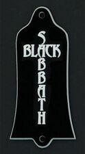 GUITAR TRUSS ROD COVER - Custom Engraved Fits GIBSON - BLACK SABBATH Tony Iommi