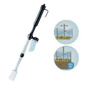 Aquarium-Siphon-Cleaner-electric-Fish-Tank-Clean-Vacuum-Water-Changer-Pump-Filte