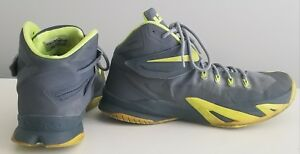b5876e28c3186 Nike Zoom LeBron Soldier VIII Premium Mens Basketball Shoes Size 14 ...
