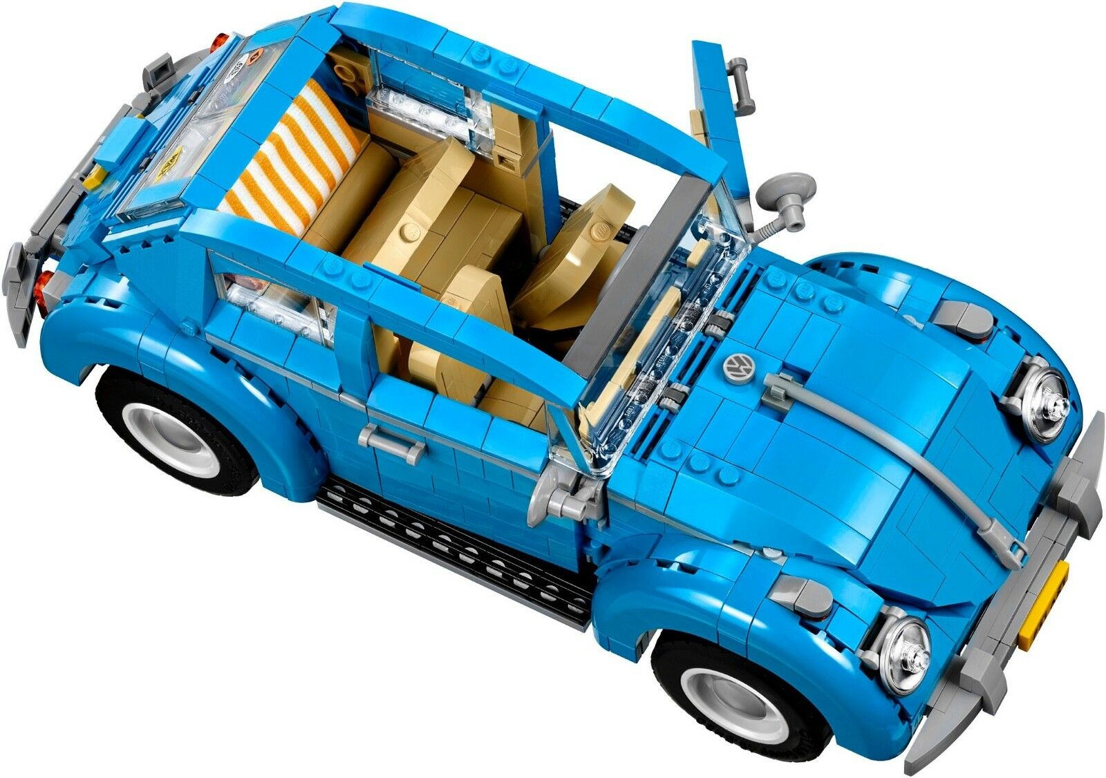 LEGO VOLKSWAGEN BEETLE 10252 EXPERT CREATOR MISB, BRAND NEW, NEW, NEW, SEALED FREE SHIP 539f7c