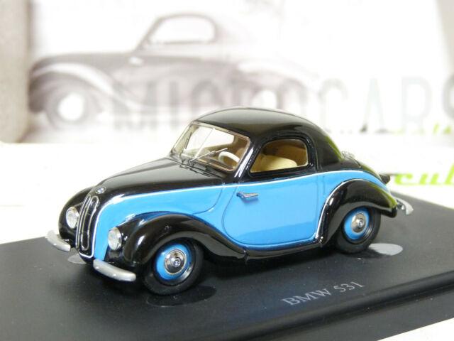 AutoCult 03016 1/43 1951 BMW 531 Concept Resin Model Car