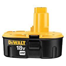 Orginal batería 2,4ah 18v DeWalt dc9096 de9039 de9095 de9096 de9098 dw9095 dw9096