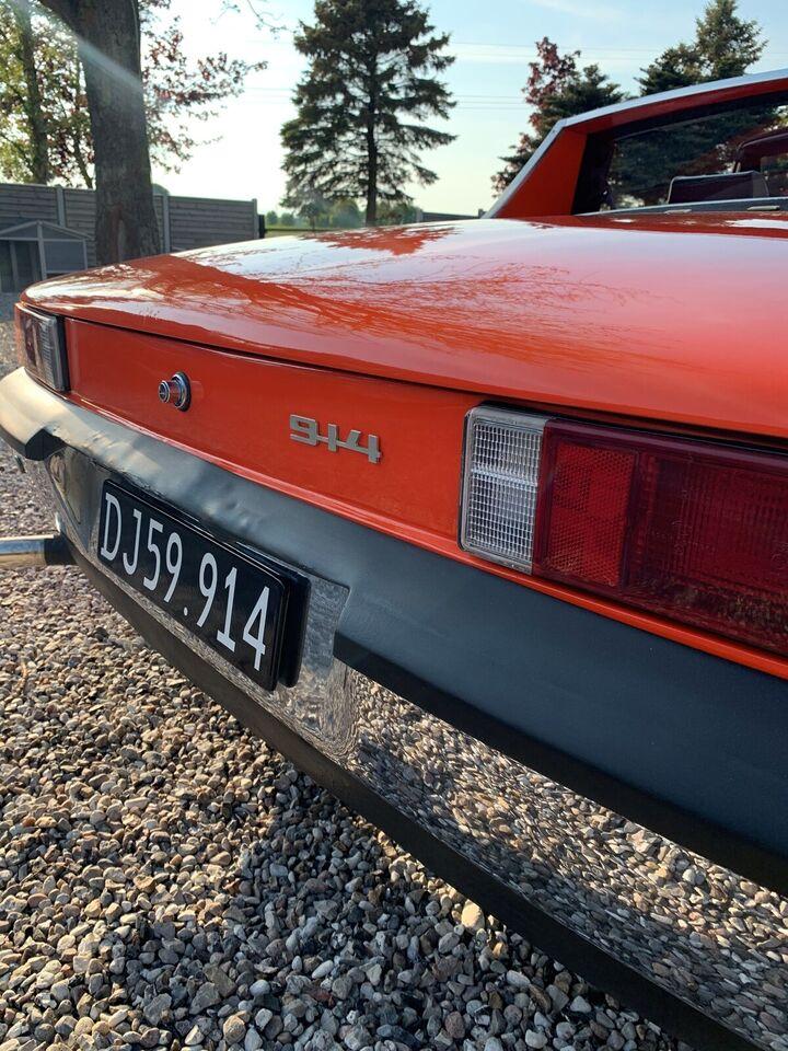 Porsche 914, 1,7 Targa, Benzin