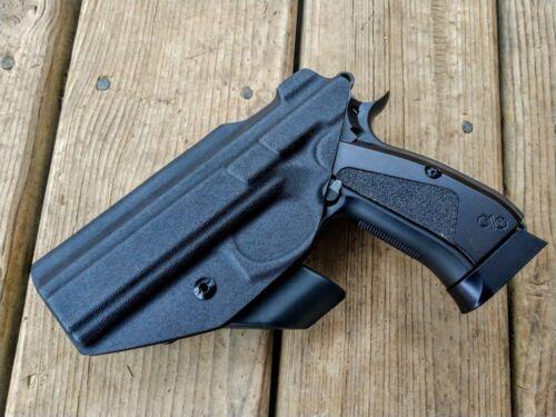 CZ 75 SP01 Tactical Appendix Holster Black
