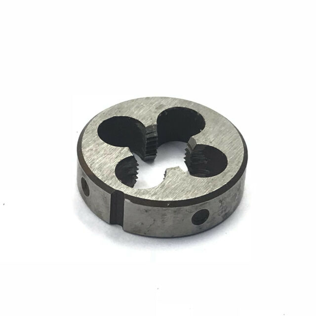 HSS 8mm x 0.5 Metric right hand Die M8*0.5mm Pitch The high quality