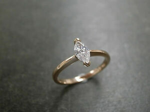 1-99CT-Marquise-Cut-Moissanite-Solitaire-Engagement-Ring-in-14K-Yellow-Gold-Over