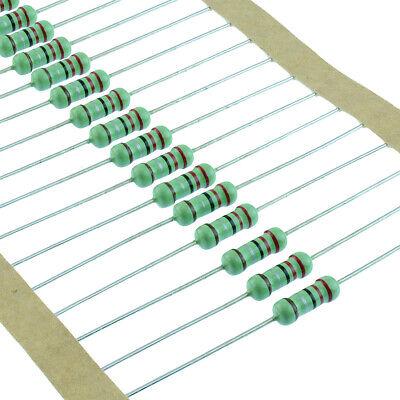 50 Strato Metallo Resistenze 150 Ohm 0,6w LED LEDS 6v