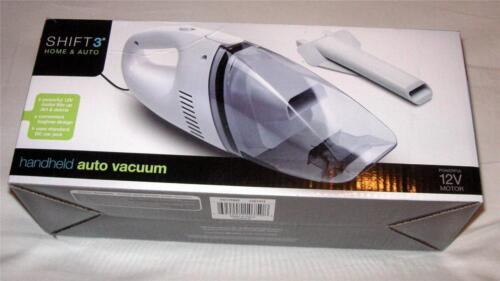 Bagless Design New in Box Shift3 12V Handheld Auto Vacuum