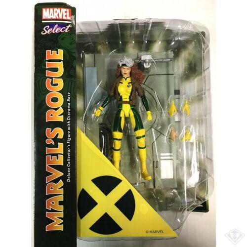 Marvel seleccionar ROGUE Figura De Acción