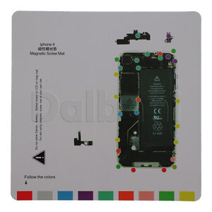 41-02-0830-Brand-New-Magnetic-Screw-Mat-Map-for-iPhone-4