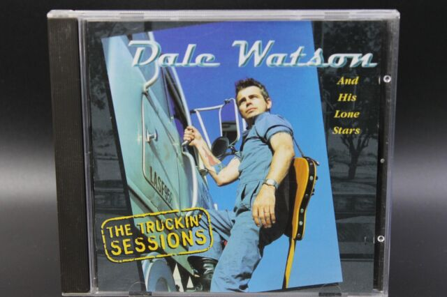 Dale Watson And His Lone Stars - The Truckin' Sessions (1998) (CD) (CSCCD 1005)