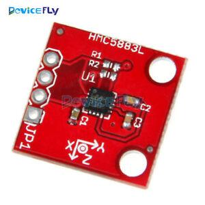 HMC5883L-triplice-asse-Bussola-Magnetometro-Scoppiare-modulo-sensore-per-Arduino