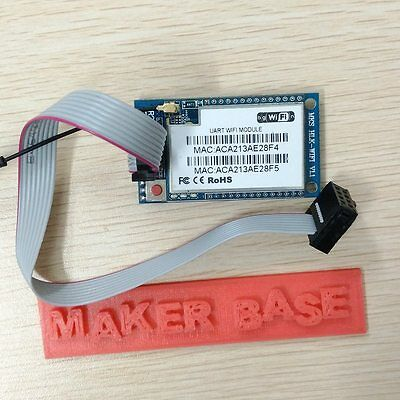 3D printer motherboard WIFI module MKS HLKWIFI remote control for MKS TFT