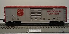 LIONEL WISCONSIN CENTRAL BOX CAR REEFER 25039 WCL BOXCAR O GAUGE