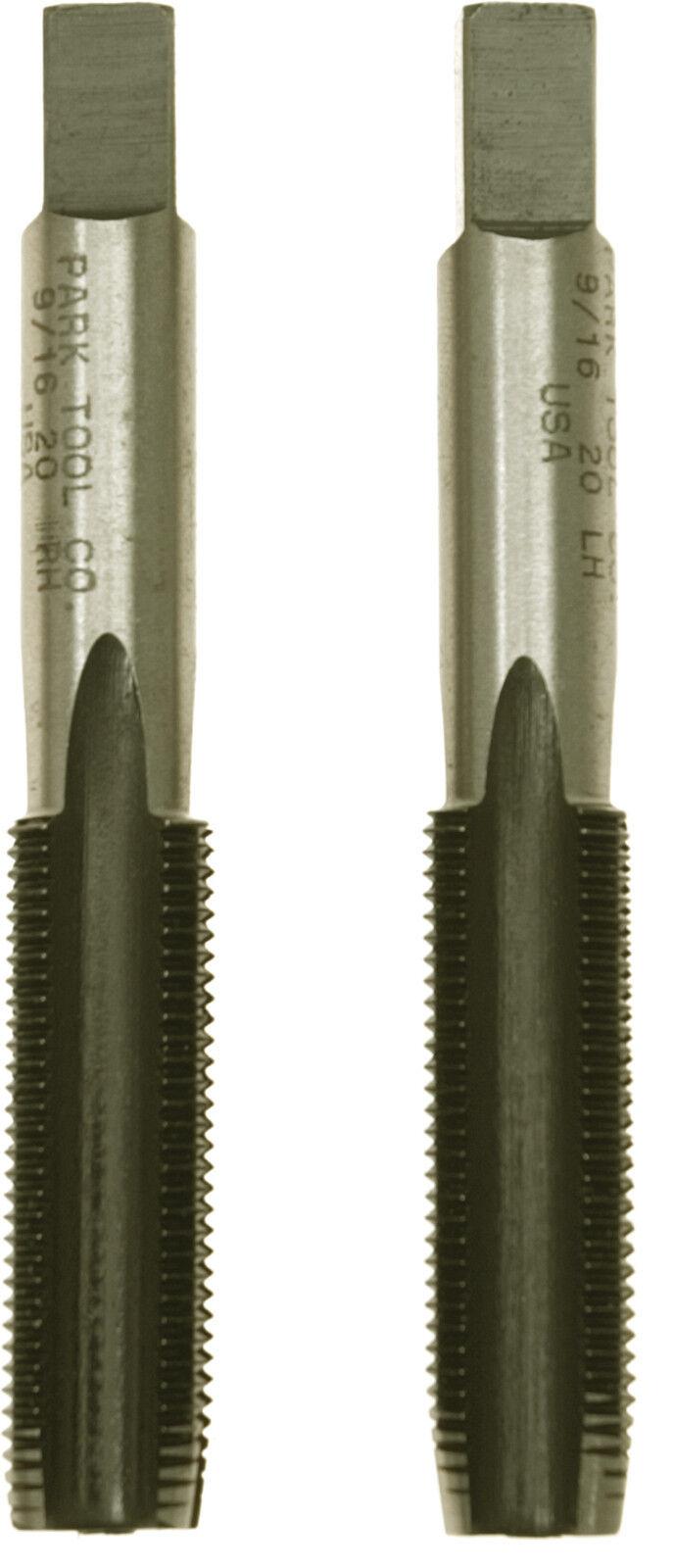 Park Tool crank pedal taps 9 16