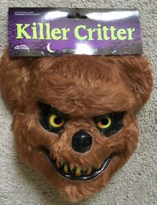 Brand New Five Nights at Freddy/'s Killer Bear Adult Costume