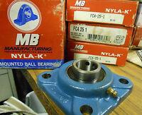 Mb Manufacturing Pillow Block Bearing Fc4-25-1 ...... Wq-30
