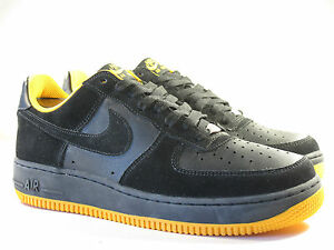 the best attitude 1f4a3 15c9f Image is loading DS-NIKE-2006-AIR-FORCE-1-PRO-GOLD-