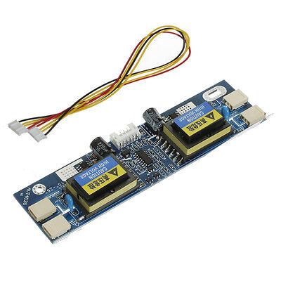 """1pc 4 Lamp Backlight Universal LCD Laptop CCFL Inverter 10-30V For 15-22"""" Screen"""