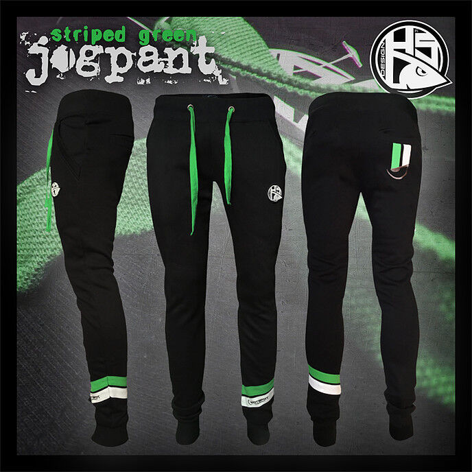 Hotspot Design Jog Pant  Green Stripes, Casual Pants, Anglers Trousers  shop clearance