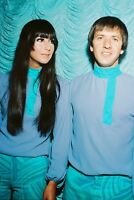 Cher And Sonny 11x17 Mini Poster