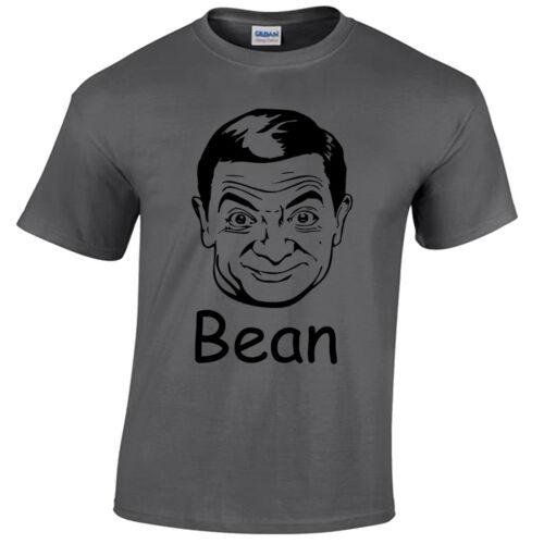 Mr Bean Mens T Shirt S-2XL retro funny