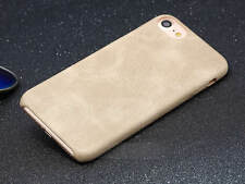 Vintage Ultra-thin Back Leather Case Cover Skin For iPhone 7 7 Plus & 6 6S Plus