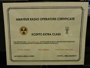 Amateur-Radio-Operators-Certificate-Ham-Radio-All-Classes