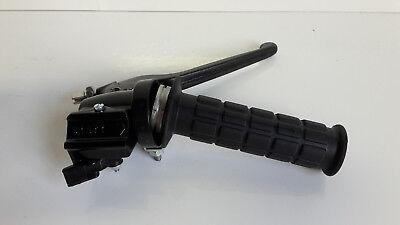 S70 mit Aufnahme f/ür Bremslichttaster Kleinteile S50 Gasgriff mit Armatur S51 SR50