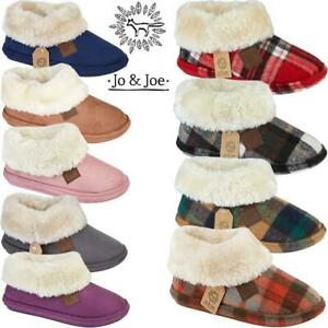 Ladies-Slippers-Hard-Sole-Ladies-Slipper-Boots-Size-5-Size-6-Size-7-Size-8
