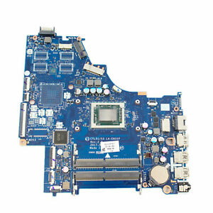 Platte-Hauptplatine-hp-Notebook-15-bw009ns-AMD-A10-9620P-Motherboard-LA-E831P